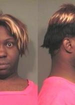 Arrested for possession of a controlled substance, resisting arrest, pot possess