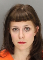 Arrested for burglary, disorderly conduct, and possession of an open container.