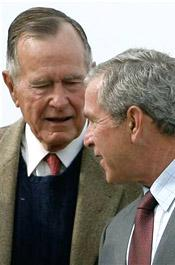Presidents Bush