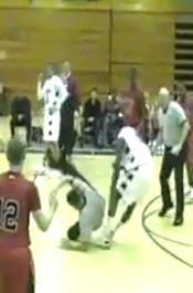 H.S. basketball assault