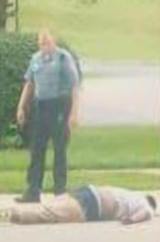 Ferguson, Missouri shooting