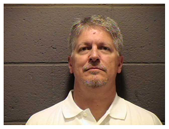 Mike Nifong mug shot