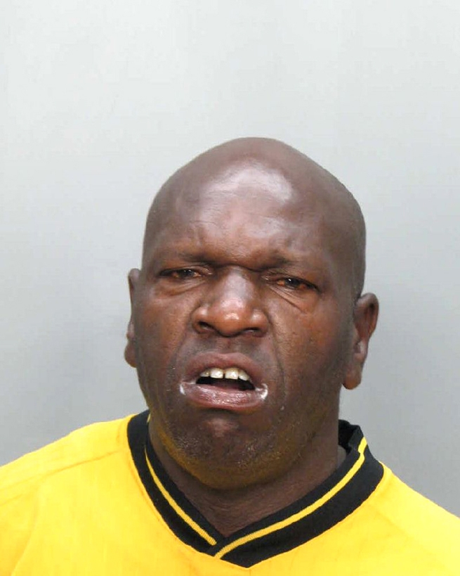 Arrested for interfering with railroad tracks, disorderly intoxication.