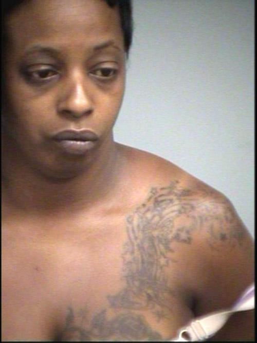 Arrested for robbery, fleeing law enforcement.