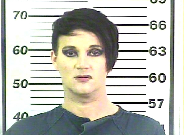 Arrested for DUI, driving without headlights.