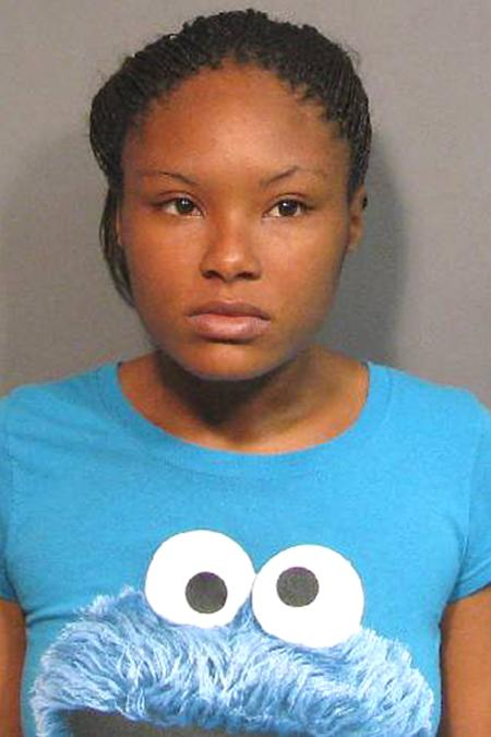 Arrested for pot possession, use of a controlled substance in the presence of so