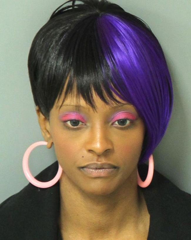 Arrested for larceny by an employee.