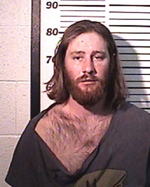 Arrested for bringing contraband into prison.