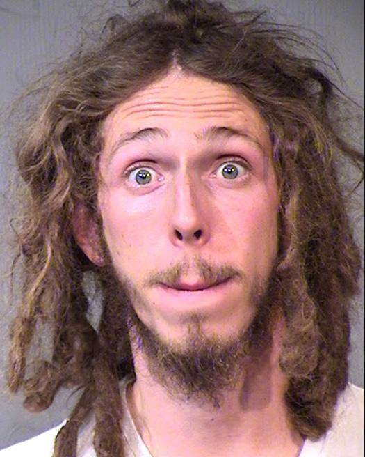 Arrested for pot sales, pot possession, and conspiracy.