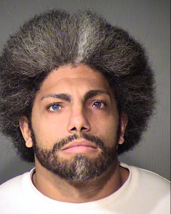 Arrested for pot possession, assault.