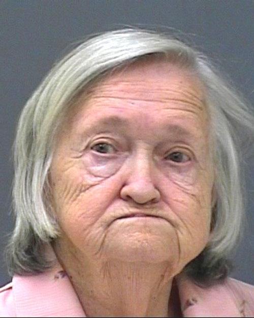 Arrested for fraud.