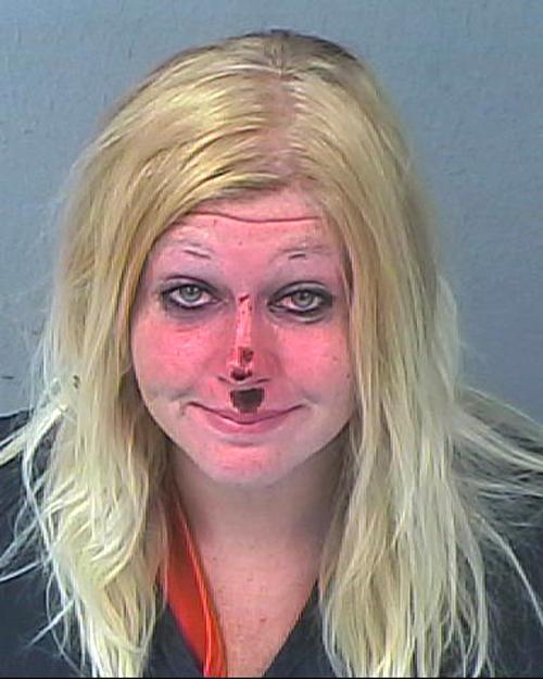Arrested for assault, impersonation, and drug possession.