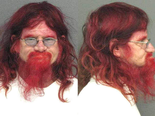 Arrested for possession of opiates and depressants.