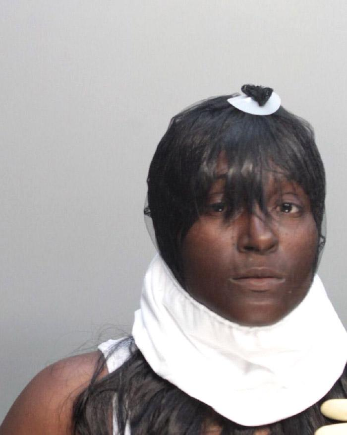 Arrested for battery, disorderly conduct.