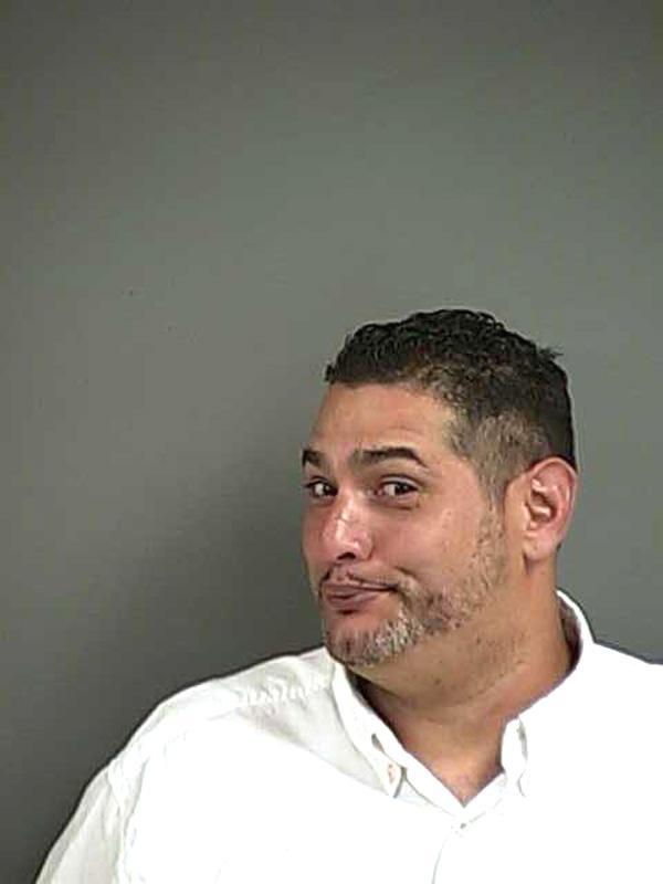 Arrested for DUI, reckless endangerment.
