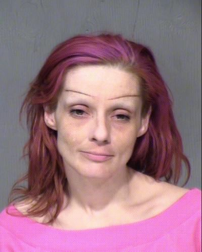 Arrested for drug possession