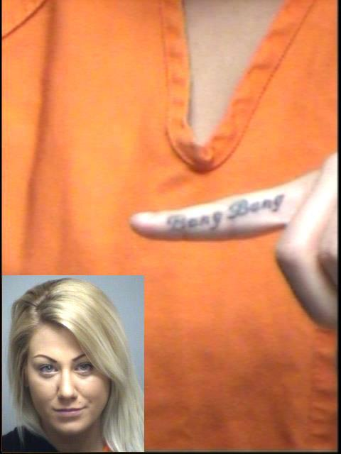 Jailed after a DUI sentence.