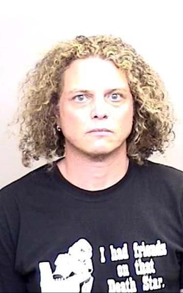 Arrested for drug sales.