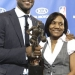 LeBron James and Gloria James