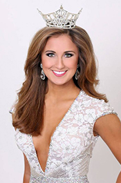 Ex-Miss Kentucky charged with sending nude photos to student